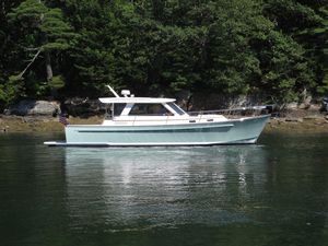 New Bruckmann Abaco 40 Downeast Fishing Boat For Sale