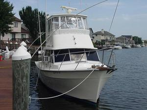 Used Henriques Maine Coaster 35 Sports Fishing Boat For Sale