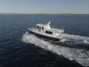 New American Tug 365 Trawler Boat For Sale