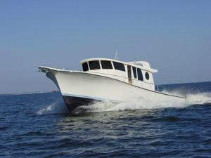 Used Henriques Maine Coaster Charter Model Pilothouse Boat For Sale