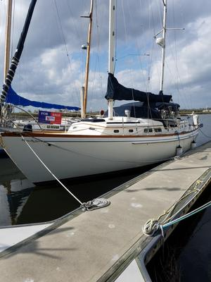 Used Cheoy Lee Midshipman Ketch Sailboat For Sale