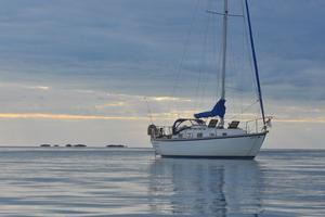 Used Bristol 29.9 Sloop Sailboat For Sale