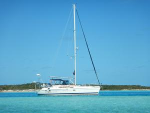 Used Hunter 456 Cruiser Sailboat For Sale