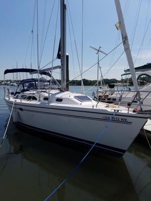 Used Catalina C-350 MKLL Racer and Cruiser Sailboat For Sale