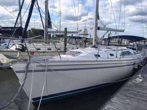 Used Catalina 445 Cruiser Sailboat For Sale