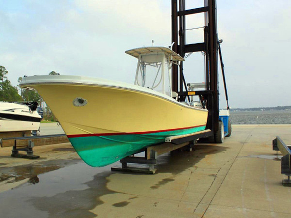 Used Carolina Custom Center Console Fishing Boat For Sale