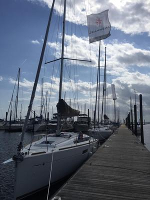 New Jeanneau Sun Odyssey 349 Sloop Sailboat For Sale