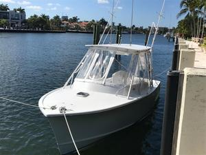 Used Tides 27' Express Twin Yanmars Sports Fishing Boat For Sale