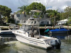 Used Grady-White Marlin 30 W/2003 Yamaha 4S'S Saltwater Fishing Boat For Sale