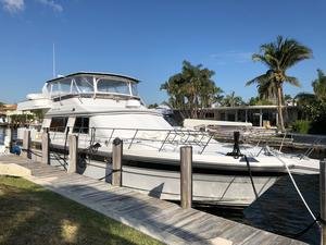 Used President 665 Cockpit Motoryacht Motor Yacht For Sale