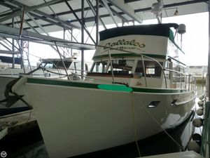 Used Monk 45 McQueen Trawler Boat For Sale