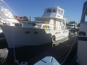 Used Hatteras 50 Yacht Fisherman Trawler Boat For Sale