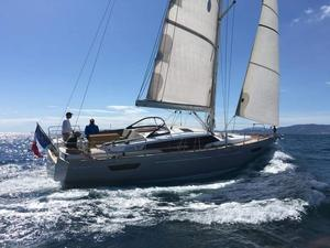 New Wauquiez Pilot Saloon 42 Racer and Cruiser Sailboat For Sale