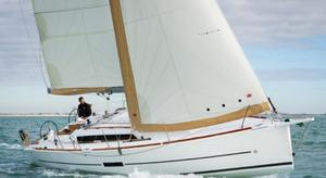 New Dufour 350 Grand Large Racer and Cruiser Sailboat For Sale