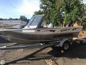 Used Weldcraft Rebel 173 Aluminum Fishing Boat For Sale