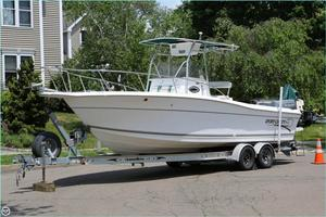 Used Sportcraft 260 Center Console Center Console Fishing Boat For Sale