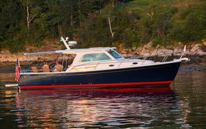 New Back Cove Downeast 37 Motor Yacht For Sale