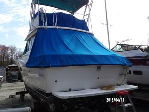 Used Trojan F 32 Convertible Fishing Boat For Sale