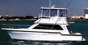 Used Jefferson 40 Convertible Fishing Boat For Sale