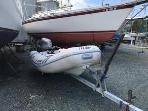 Used Ab Inflatables 13 Tender Boat For Sale