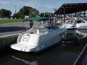 Used Four Winns Vista Express Cruiser Boat For Sale