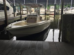 Used Scout 21xsf Center Console Fishing Boat For Sale