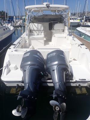 Used Seaswirl Striper 2901 Sports Fishing Boat For Sale