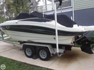 Used Azure AZ228 Deck Boat For Sale