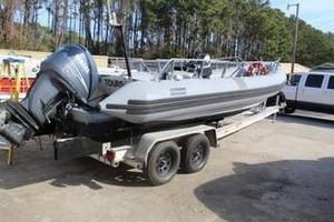 Used Zodiac 733 Center Console Fishing Boat For Sale