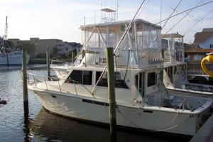 Used Uniflite 2011 Paint & Engines Convertible Fishing Boat For Sale