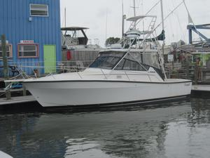 Used Rampage Sportfisherman Tower Diesel Express Cruiser Boat For Sale
