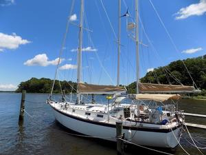 Used Pearson 424 Ketch Cruiser Sailboat For Sale