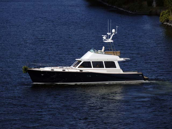 New Salish Sea Flybridge Motor Yacht Flybridge Boat For Sale