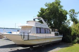 Used Holiday Mansion 49 Coastal Commander House Boat For Sale