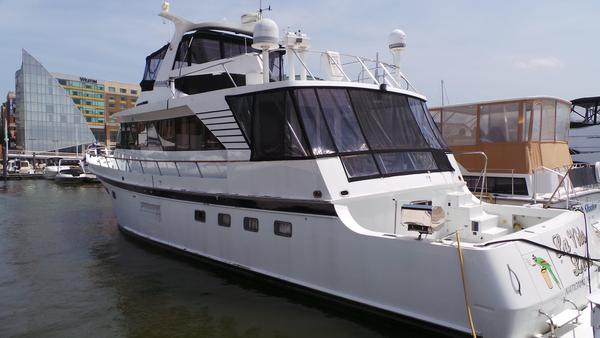 Used Defever 57 Aft Cabin Motor Yacht Motor Yacht For Sale