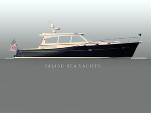 New Salish Sea Express Cruiser Boat For Sale