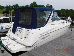 Used Monterey 302 Cruiser Boat For Sale