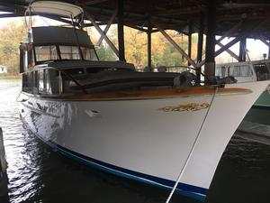 Used Stephens 47 Aft Cabin Boat For Sale