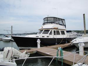 Used Sabreline 43 Aft Cabin Aft Cabin Boat For Sale
