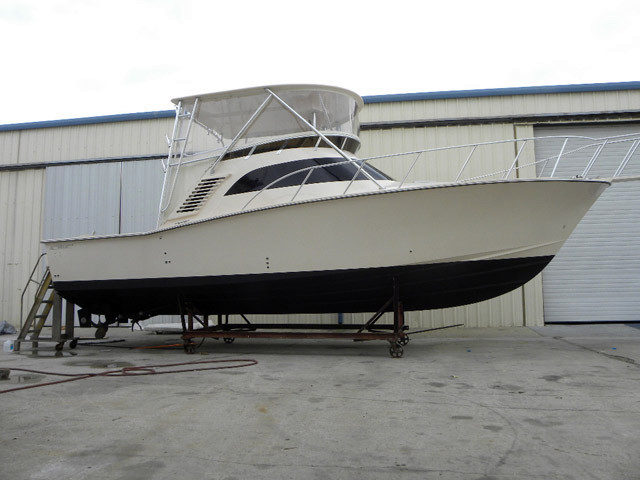 2006 used delta sports fishing boat for sale 270 000 for Used sport fishing boats for sale