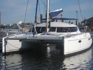 Used Fountaine Pajot 40 Lavezzi Cruiser Sailboat For Sale