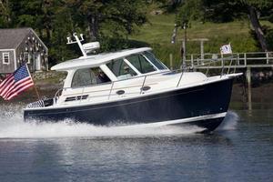 Used Back Cove 30' Sedan Express Cruiser Boat For Sale