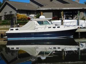 Used Albin 30' Family Cruiser Trawler Boat For Sale