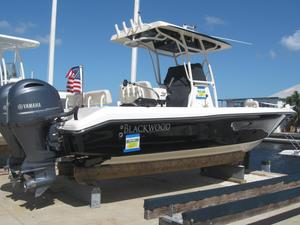Used Blackwood Center Console Fishing Boat For Sale