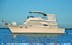 Used Chris-Craft Corinthian Motor Yacht For Sale