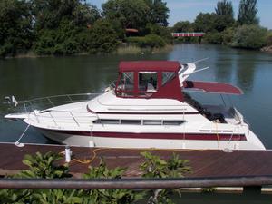 Used Carver Santego 3467 Cruiser Boat For Sale