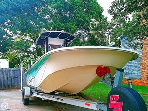 Used Carolina Skiff 238 DLV Skiff Fishing Boat For Sale