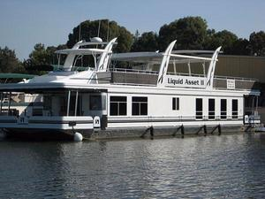 Used Sharpe 20x78 Widebody House Boat For Sale