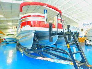 Used Bennington R25 Pontoon Boat For Sale