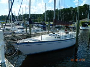 Used Morgan 383 Cruiser Sailboat For Sale